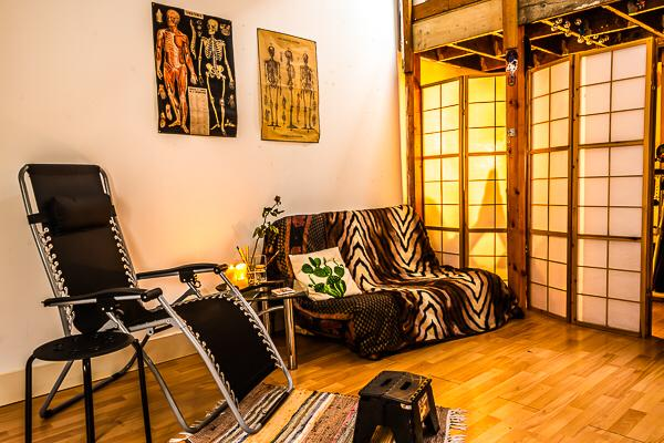 Massage Studio Reflexology Chair